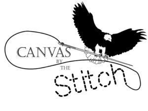 Canvas by the stitch logo