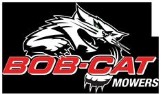 Bob-Cat Mowers Logo