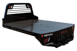 Diamond Plate Flat Bed